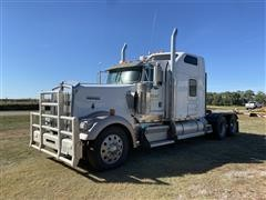 2001 Kenworth W900 T/A Truck Tractor