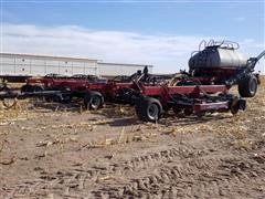2011 Case IH SDX40/ADX3380 Air Seeder & Air Cart