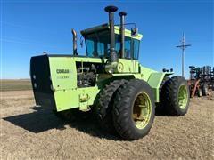 Steiger Cougar ST251 4WD Tractor
