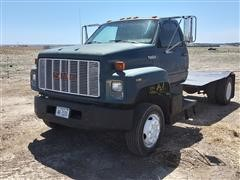 1990 GMC Top Kick Cab & Chassis