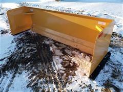2021 Industrias America SP09 Skid Steer Mount Snow Pusher