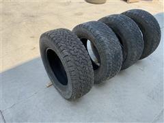 BF Goodrich Rugged Trail T/A T265/70 R17 121/118 R M+S Tires