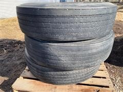 Bridgestone R195 11R22.5 Tires
