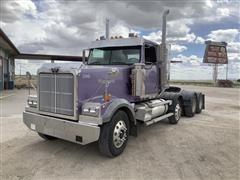 1999 Western Star 4964EX Tri/A Day Cab Truck Tractor