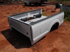 2011 Ford F-250 8' Pickup Bed
