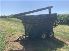 grain-O-vator Series 20 T/A Feeder Wagon
