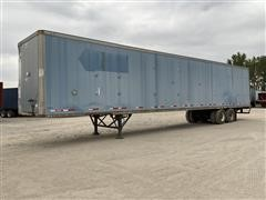 1998 Wabash National CP-102 T/A Enclosed Dry Van Trailer