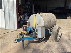 Northern Pump & Irrigation Chemigation Machine