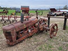 1941 Farmall M 2WD Tractor