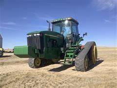 2000 John Deere 8410T Track Tractor