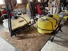 12 Volt ATV Sprayers, Pumps, Backpack Sprayer