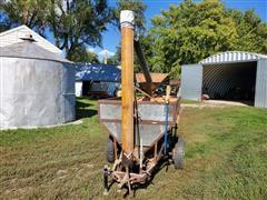 Auger Wagon W/Endgate Seeder