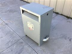 PowerMaster 480V 3-Phase Transformer