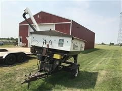 Parker Seed Tender/Scale Wagon