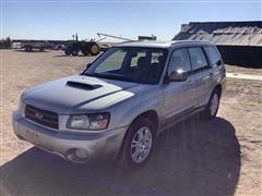 2005 Subaru Forester 25XT Car