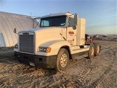 1995 Freightliner FLD112 T/A Day Cab Truck Tractor