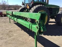 Shop Built Planter Toolbar
