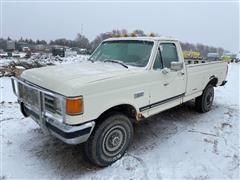 1988 Ford F250 4x4 Pickup