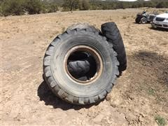 Road Grader Tires & Rims