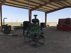 John Deere 6068D Irrigation Engine/Power Unit