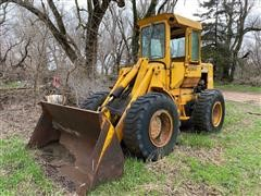 John Deere 544B Wheel Loader (INOPERABLE)