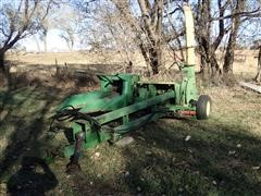 John Deere 3960 Forage Harvester W/2RRC Corn Head