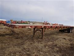 "1989 Great Dane GP-248 48'x96"" Deckover T/A Flatbed Trailer"