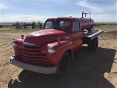 1950 Chevrolet 6400 Flatbed Water Truck
