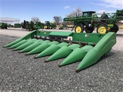 2002 John Deere 893 Corn Header