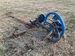 Ford 515 3-Pt Sickle Mower