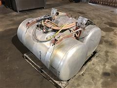 Peterbilt Aluminum Fuel Tanks