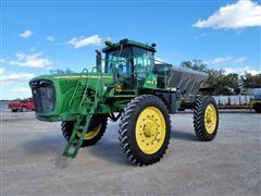 2006 John Deere 4920 Row Crop Self Propelled Dry Fertilizer Spreader