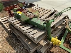 John Deere 720 Square Tube Wide Front Axle