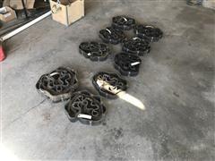 John Deere 853 Row-Head Gathering Chains