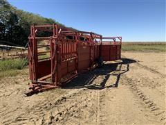 Linn Enterprises Cattle Working Tub