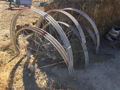 Aluminum Sprinkler Wheels