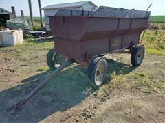 David Bradley 700 Flare Box Wagon