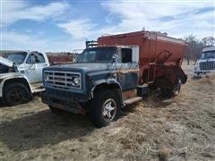 1984 GMC 7000 Feed Truck (INOPERABLE)