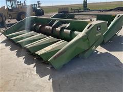 John Deere 653A 6-Row Headers (FOR PARTS)