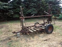 Gehl 50 Livestock Panel Cart