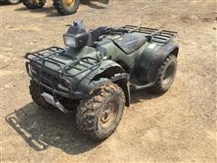1997 Honda Foreman TRX 400 4x4 ATV