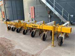 "Buffalo 6300 6R36"" 3-Pt Row Crop Cultivator"
