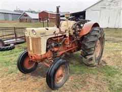 1958 Case 900B Wheatland 2WD Tractor (INOPERABLE)