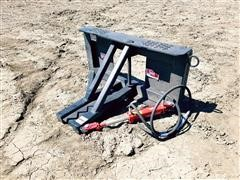 2021 Industrias America Tree/Post Puller Skid Steer Attachment