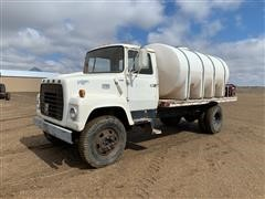 1971 Ford LN6000 S/A Water Truck