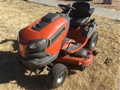 Husqvarna YTH24V48 Riding Lawn Mower