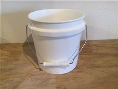 2021 Encore Plastics 1-Gallon Buckets