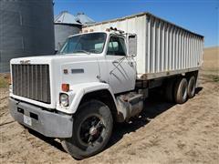1978 GMC Brigadier 9000 T/A Grain Truck