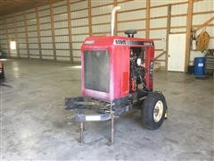 2001 Case IH 6591T Power Unit