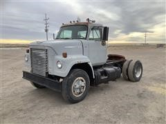 1975 International 2070A FleetStar S/A Truck Tractor